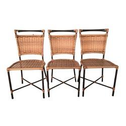 Cadeira de Fibra Sintética